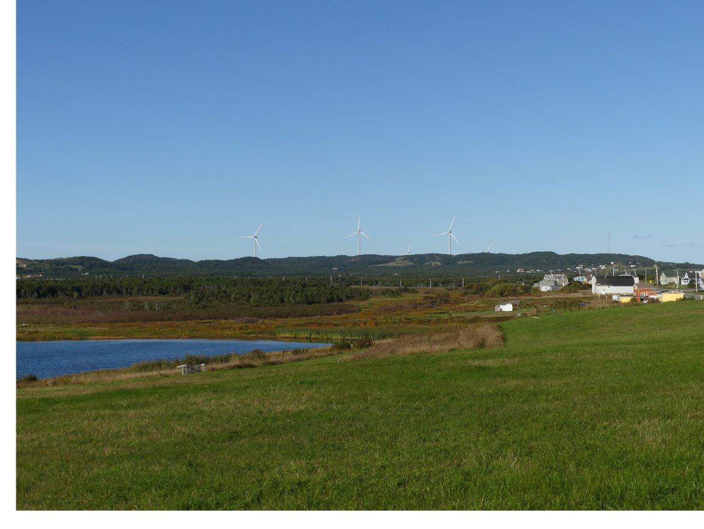 Simulation d'un parc éolien à Bassin